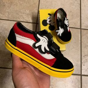 VANS - Mickey Mouse!